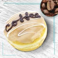 Кофе с нежным сливочно-заварным кремом внутри